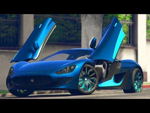GTA 5 Online - NOVO CARRO SUPER? Lindo Ocelot XA-21 de $2,375,000