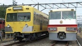 西武トレインフェスティバル 2012 in 横瀬【レイルリポート #08】Seibu Train Festival 2012 in Yokoze