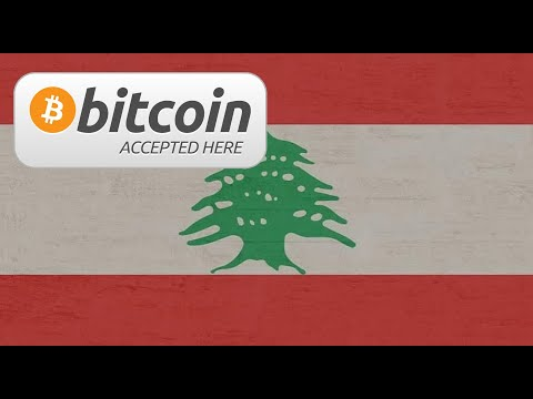Will Cryptocurrency help the Lebanon Financial Crisis? Not bitcoin but a government Lebanese Lira