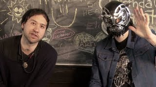 Unknown Mortal Orchestra talk guitars, weed and mad fans | Moshcam