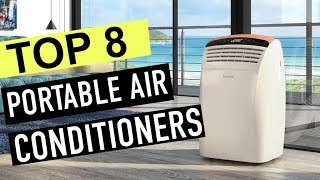 BEST 8: Portable Air Conditioners 2018