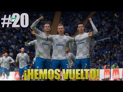 FIFA 18 - Modo Carrera Portsmouth [Cap. #20] ¡POMPEY IS BACK!