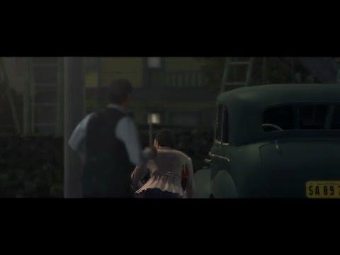 L.A. Noire (Aug 1947: Homicide Desk) Case 02: The Golden Butterfly (Cole Phelps)