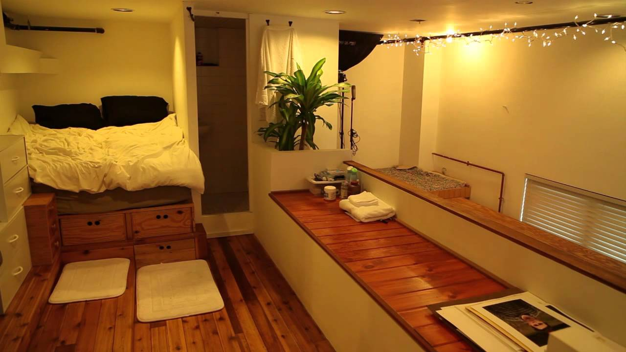 400 square feet could you live in 400 square feet? elements of