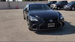 2019 Lexus LS Sedan Bakersfield  Tulare County  Visalia  Kings County  Fresno  San Luis Obispo