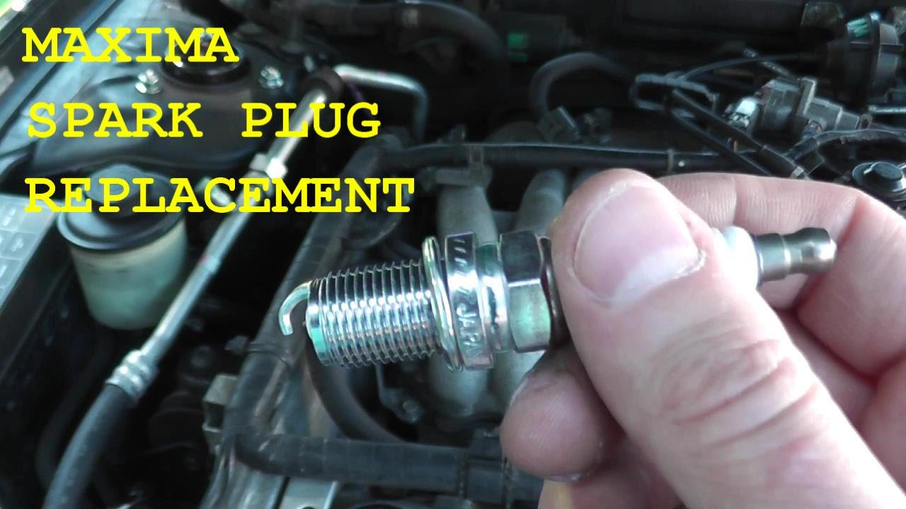 maxresdefault nissan maxima infiniti spark plug replacement with basic hand