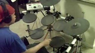 Smashing Pumpkins - Cherub Rock (Drum Cover)