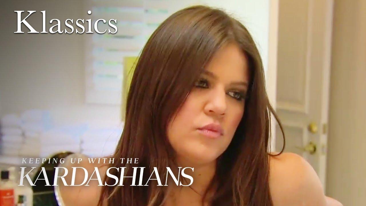 Who's Walking Khloé Kardashian Down the Aisle? | KUWTK Klassics | E!