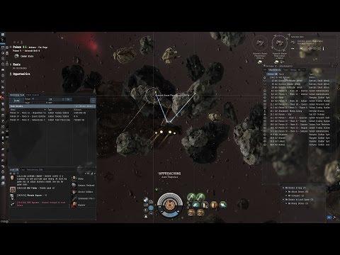 Casuality spielt: EVE Online #18 - Mining für Fortgeschrittene (Barges, Exhumer)