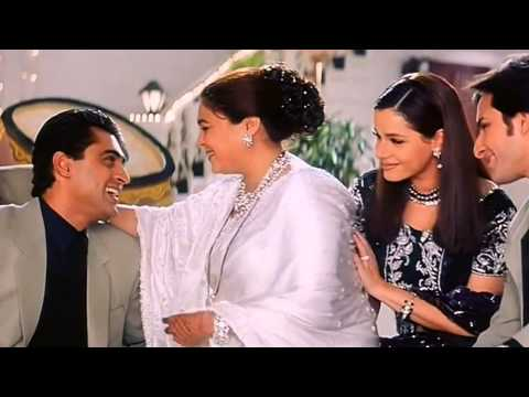 Yeh To Sach Hai Ki Bhagwan Hai   Hum Saath Saath Hain 1999)  HD  1080p  BluRay  Music Video