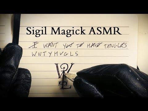 Sigil Magick 101 ASMR