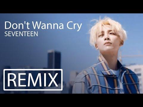 (세븐틴) SEVENTEEN - Don't Wanna Cry (556 Remix/Mashup)