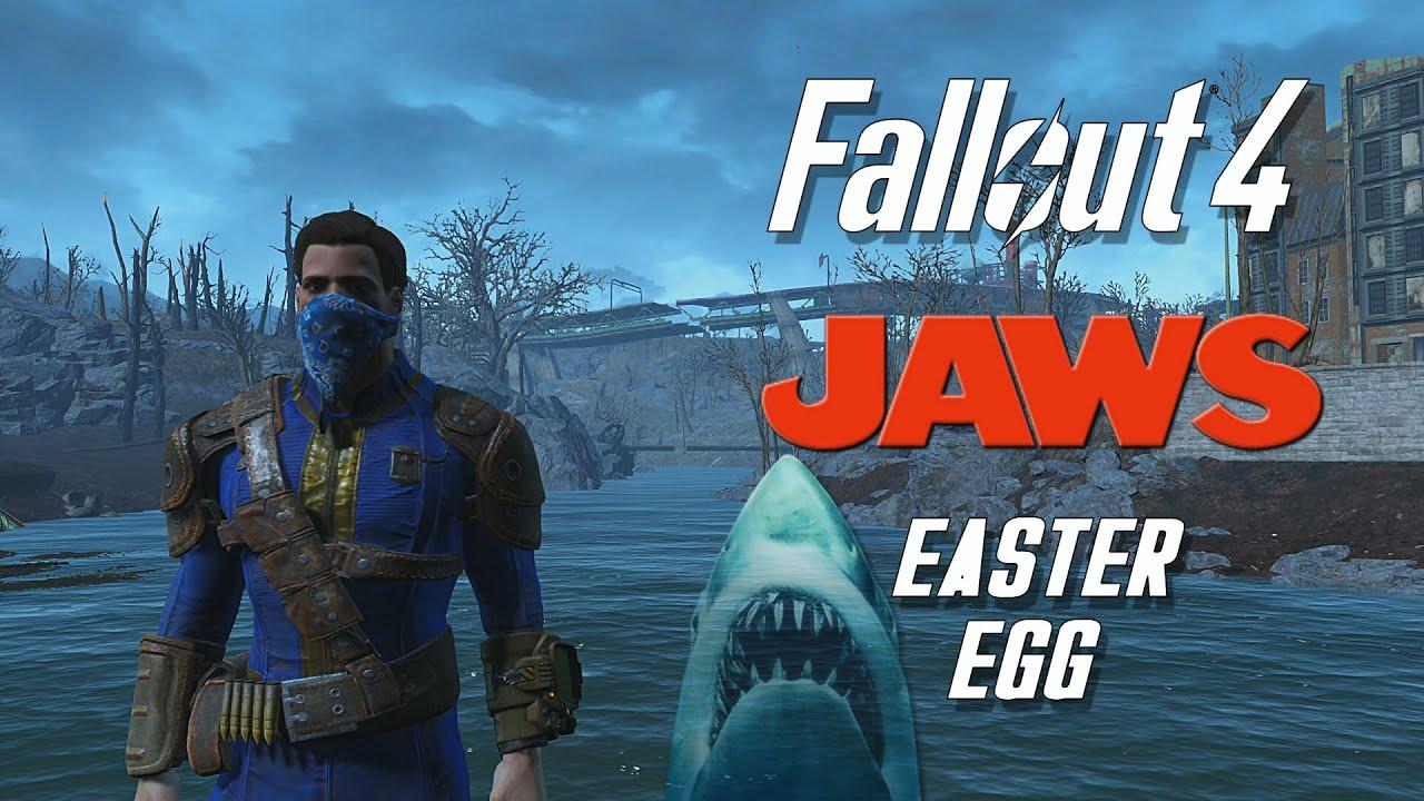 5 Easter Eggs di Game Fallout yang Unik.