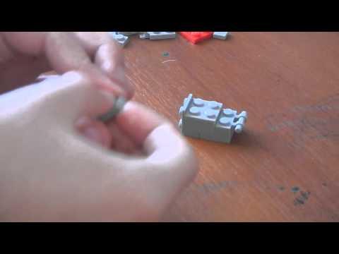 Как сделать из лего майнкрафт собаку