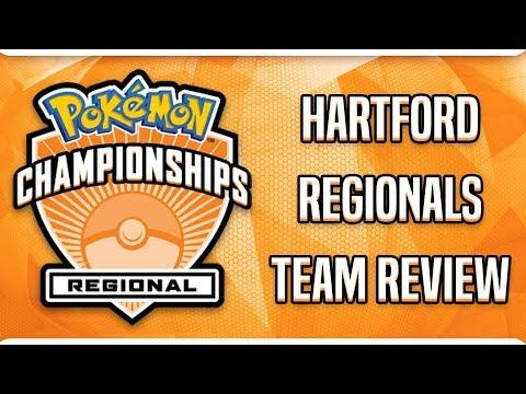 Sun/Moon VGC 2017 - Hartford Regionals Team Review w/ Emvee