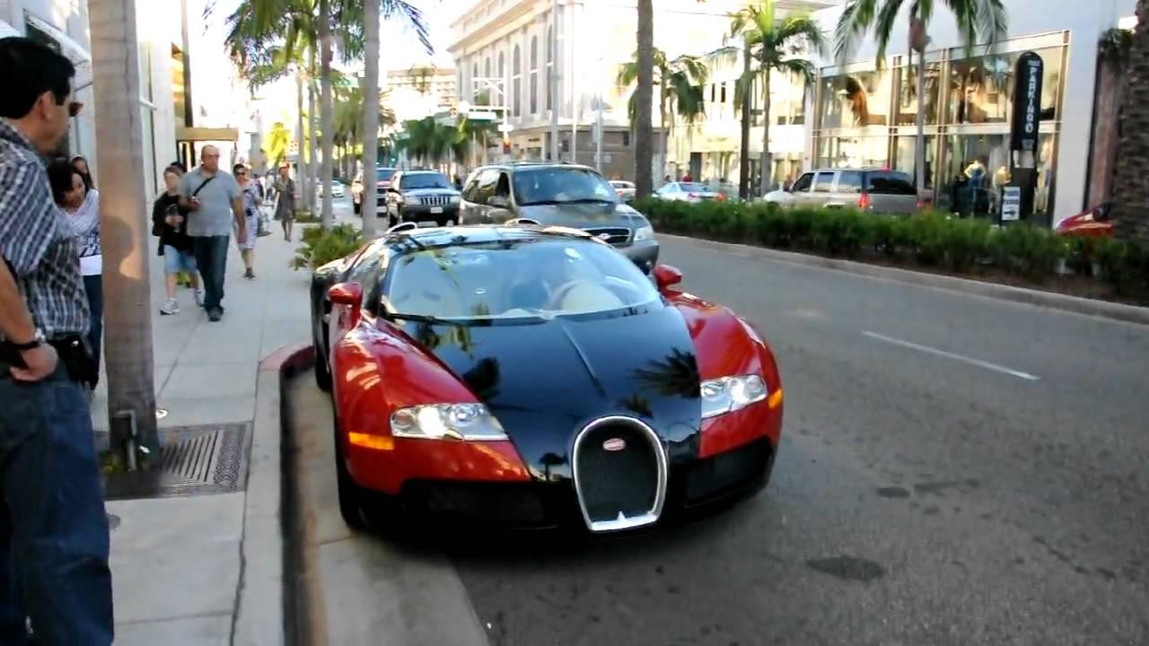 Bijan S Bugatti Veyron Start Up Youtube