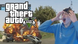 W2S Plays GTA 5 - BEST CHASE EVER - GTA 5 Funny Moments