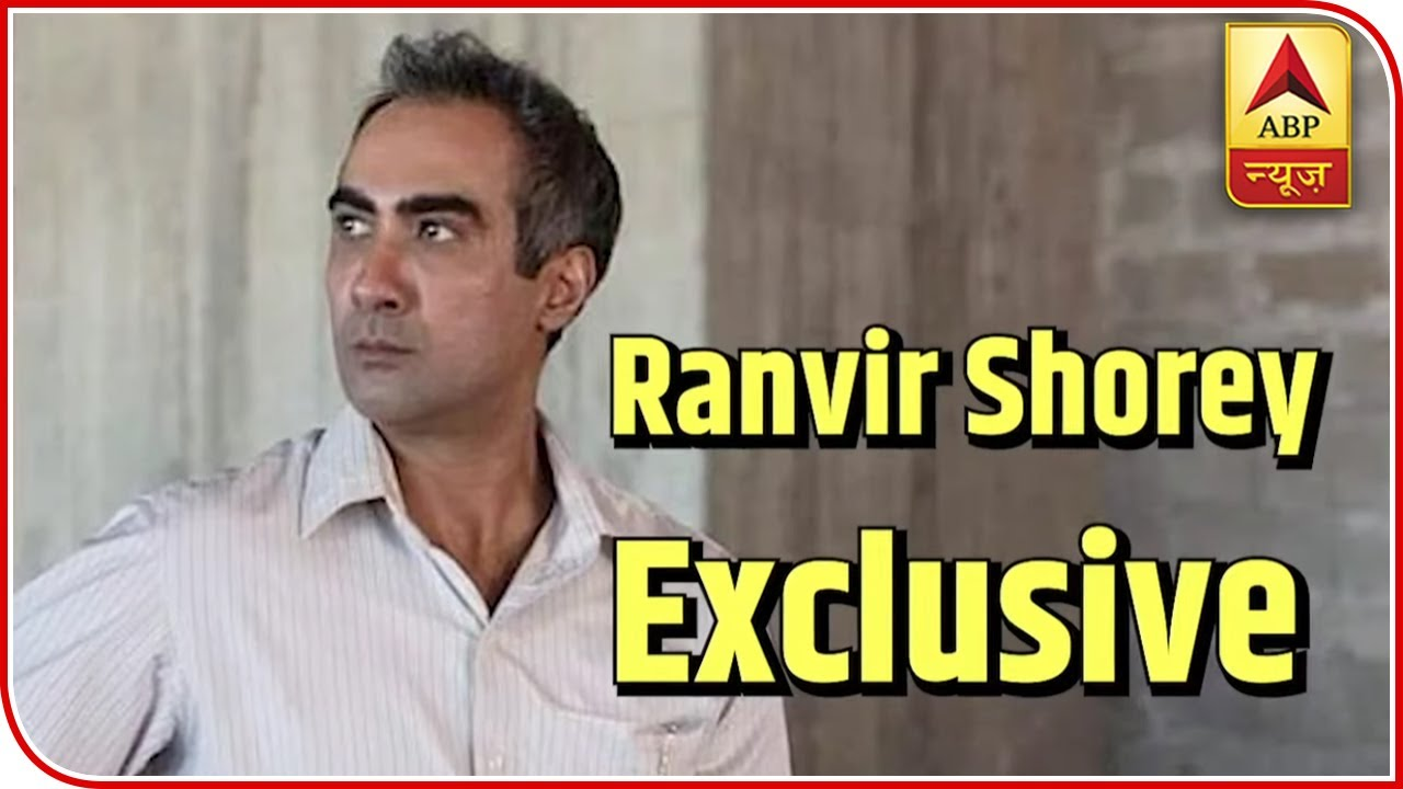 Clean India And Bollywood Will Be Spotless Automatically: Ranvir Shorey On Drug Nexus | ABP News
