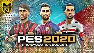 PES 2020 JÁ EM PRODUÇÃO E SUAS PRIMEIRAS ESPECULAÇÕES !!! (PS4/PC/XONE)
