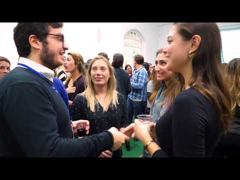 ESCP Europe MSc in Marketing & Creativity - Class of 2019 Welcome Drinks