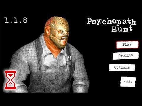Обновление! Новый облик психопата | Psychopath Hunt 1.1.8
