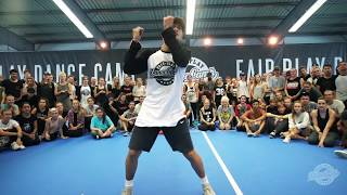 ★ Keone Madrid ★ There Goes My Baby ★ Fair Play Dance Camp 2016 ★