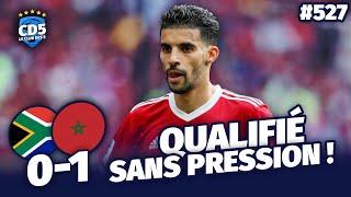 Afrique du Sud vs Maroc (0-1) CAN 2019 - Débrief / Replay #527 - #CD5