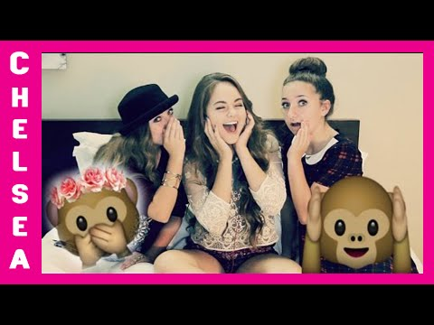 Whisper challenge funny and hilarious chelsea crockett youtube