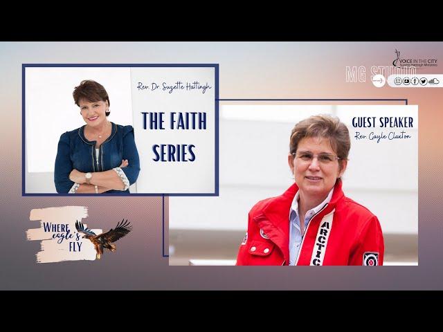 Where Eagles Fly - The Faith Series: Jesus said I am | EP21