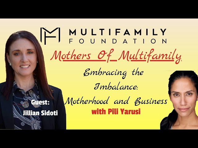 Embracing the Imbalance: Motherhood and Business with Jillian Sidoti