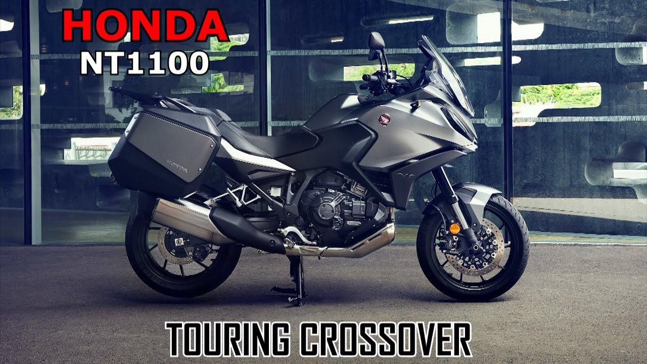 Download HONDA NT1100, LA PRIMA TOURING CROSSOVER! [ENG SUB]