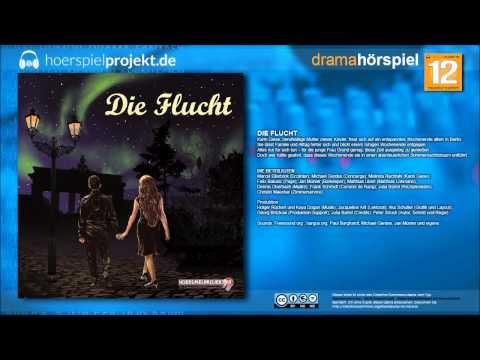 Die Flucht (Romantisch / Hörspiel / Hörbuch / Komplett)
