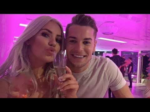 Chyna Ellis | Snapchat Videos | July 31st 2017 | ft Chris Hughes | Love Island
