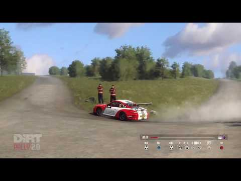 DiRT Rally 2.0 W/R in the Porche 911 @ Germany