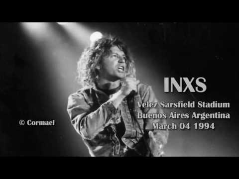 Michael Hutchence & INXS || Buenos Aires, Argentina 1994 04/03