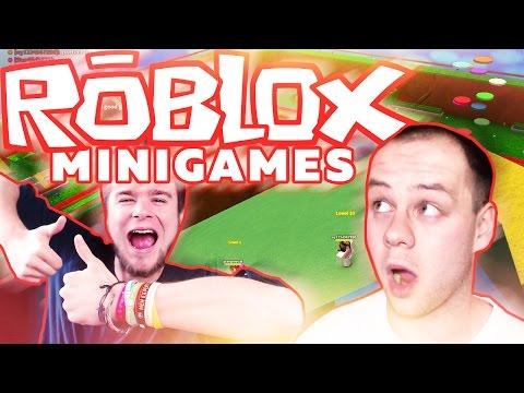 ROBLOX [#1] - Minigames | PRAWIE JAK GARRY'S MOD! (With: Admiros, Hadesiak) #Bladii