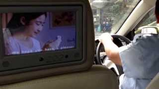 Taxi LCD Digital Advertising Thailand Thumbnail
