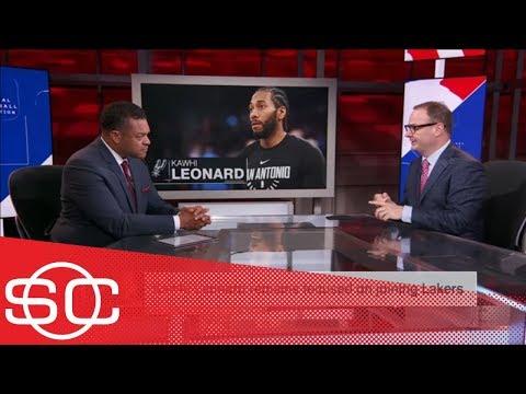 Woj updates: Kawhi Leonard trade, free agent Isaiah Thomas and OKC's tax bill | SportsCenter | ESPN
