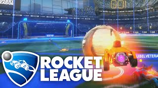 Soccer with Cars... BRILLIANT!  Rocket League