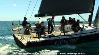 40 Trofeo Godó Godó primer día de regatas