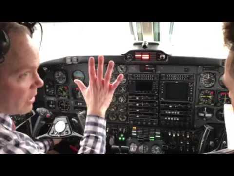 King Air 200 Startup
