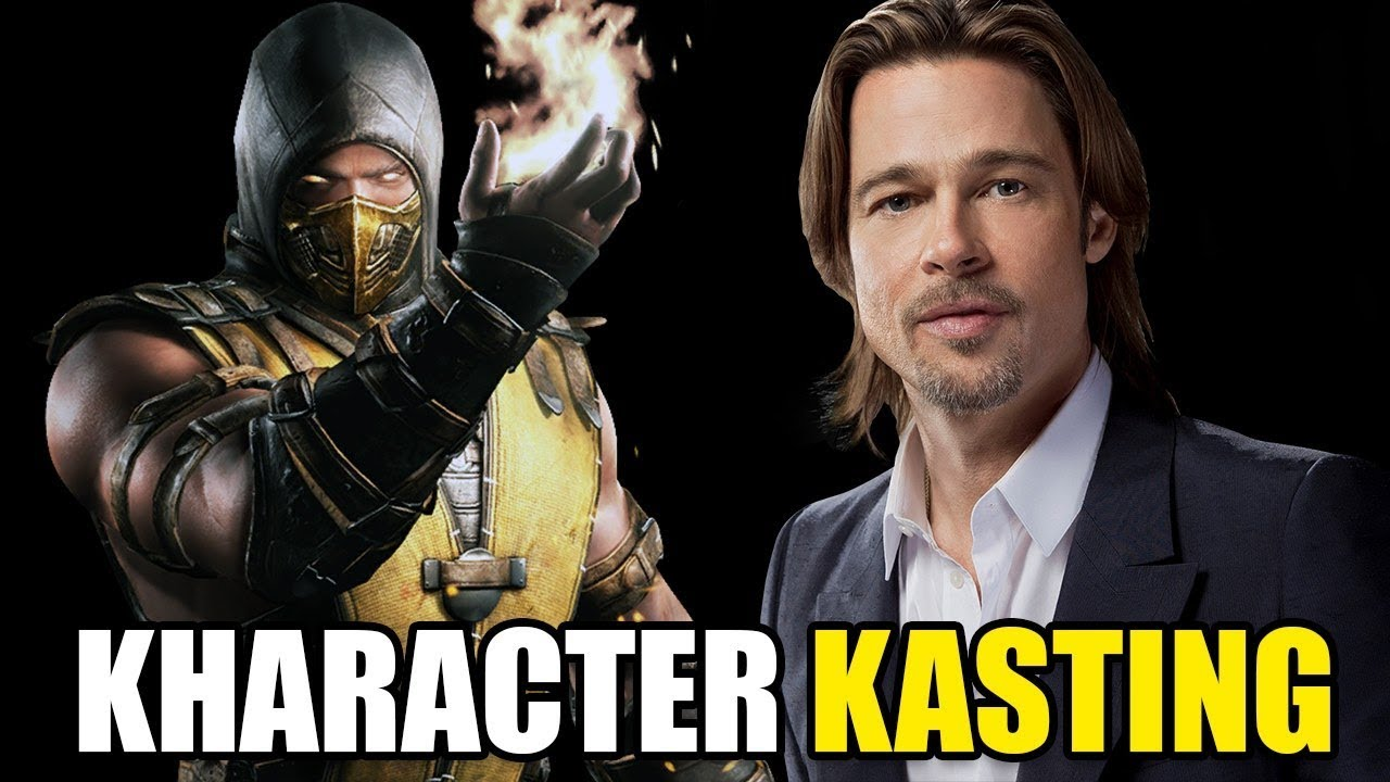 Who Would You Cast In The Mortal Kombat Movie Vg247