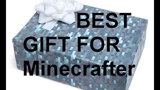 Gift ideas for Minecraft gamers - gifts for teen boys | Unusual gifts