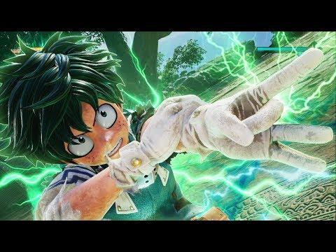 PLUS ULTRA! (8% FULL Power Deku) Deku GAMEPLAY! ONLINE Ranked Match! Jump Force GAMEPLAY