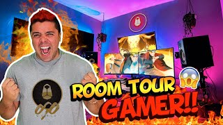 ROOM TOUR!! 100,000$💰💸 en FIGURAS DE COLLECCION! 💣 | Oso 🐻