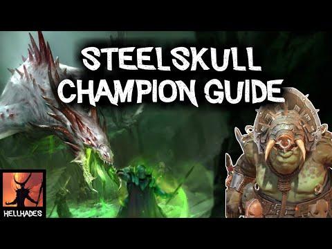RAID: Shadow Legends | Steelskull Champion Guide