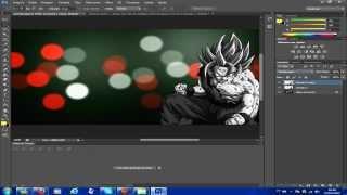 Tuto - Photoshop CS6 como fazer o Congelamento da Avenida Brasil.