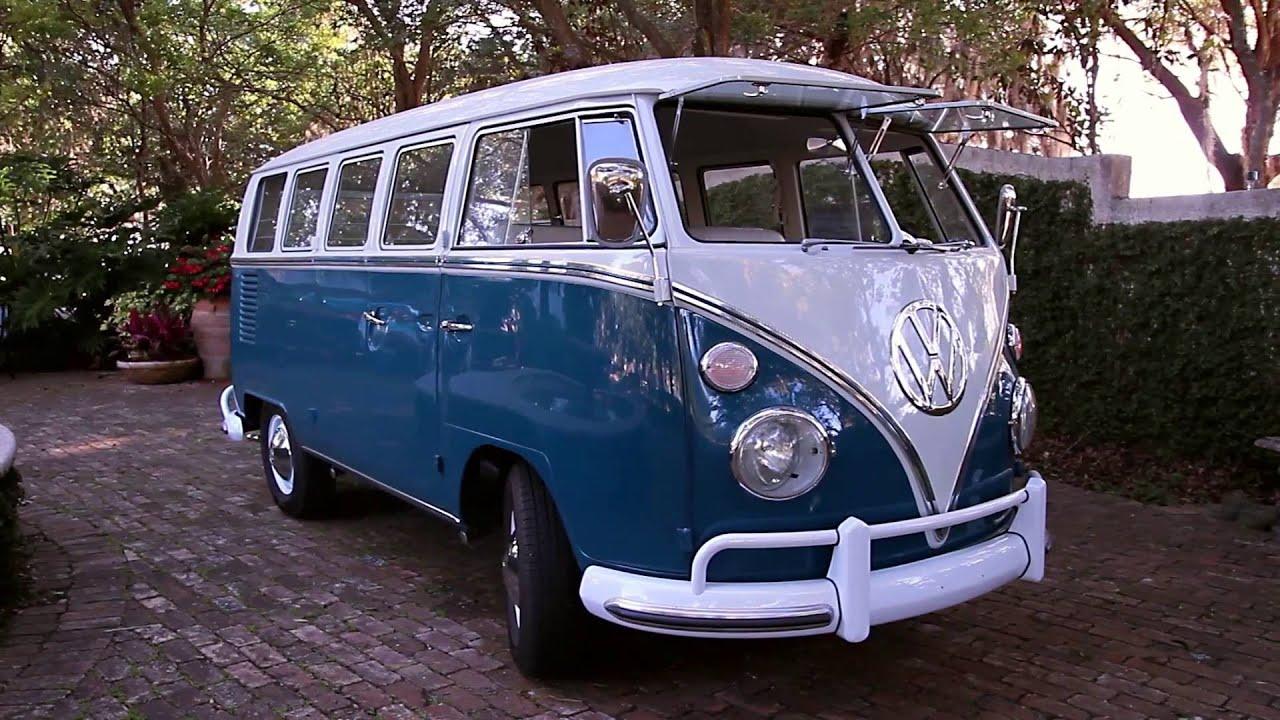 1963 volkswagen bus 13 window deluxe teaser youtube for 13 window