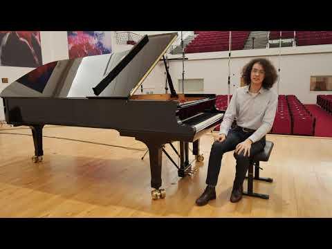 Can Çakmur plays Liszt/Schubert: Schwanengesang