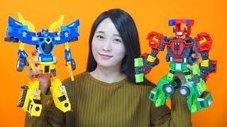 헬로카봇 마하피스 브레이로드 장난감  4대 크로스  Hello Carbot Toys